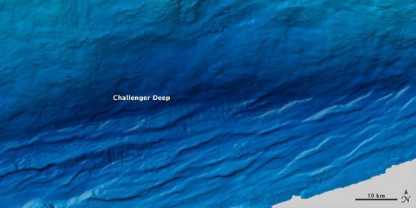 Die Tiefste Meeresstelle