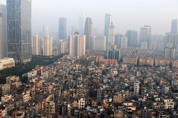 china kopiert stadt
