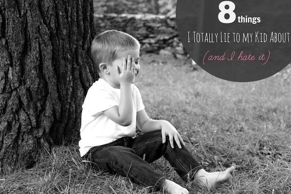 wann lügt mein kind