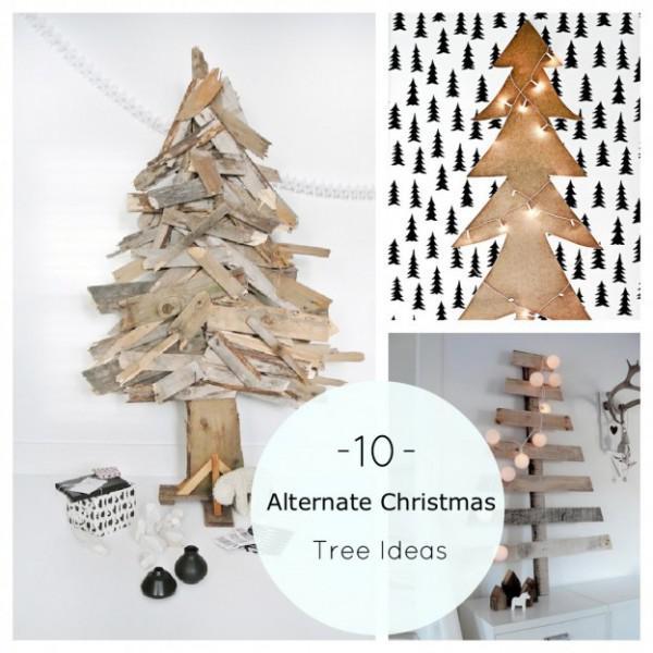 Alternative Zum Weihnachtsbaum 10 lustige alternative weihnachtsbaum ideen