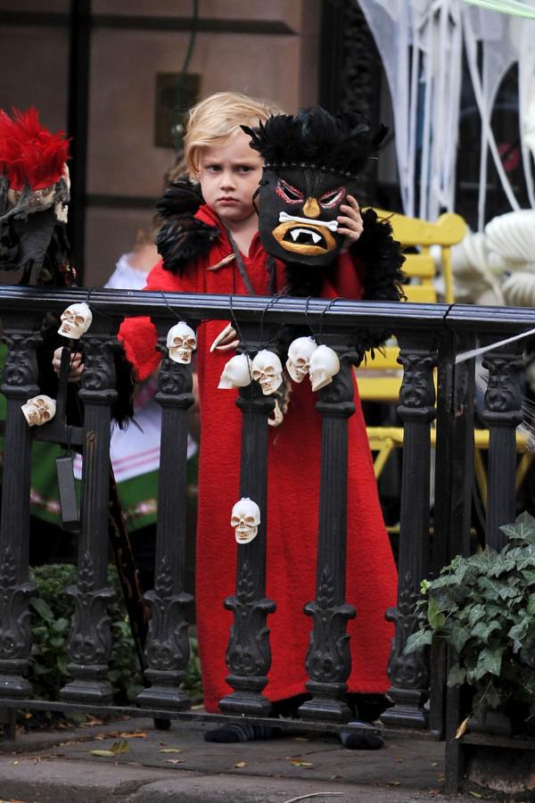 Halloween-Kostüme für Promi-Kinder: Ideen für Hollywoods heißeste ...