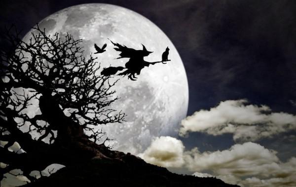 Eine Bezaubernde Geschichte Warum Reiten Hexen Besen