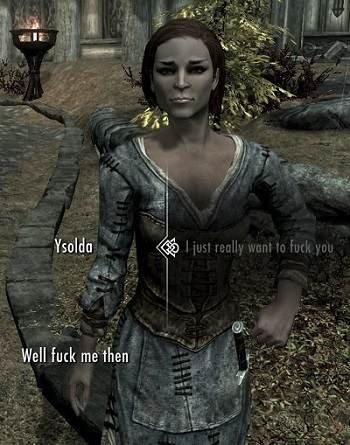 sexy erwachsene skyrim mods