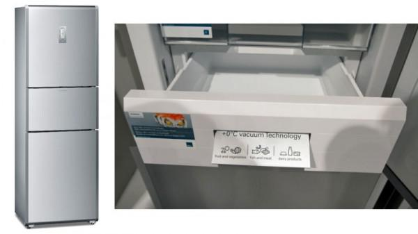 Kühlschrank Schublade : Dieser kühlschrank vakuum versiegelt schublade bringt frischen