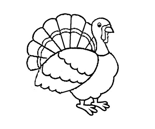 25 Thanksgiving Malvorlagen für Ihre Kinder