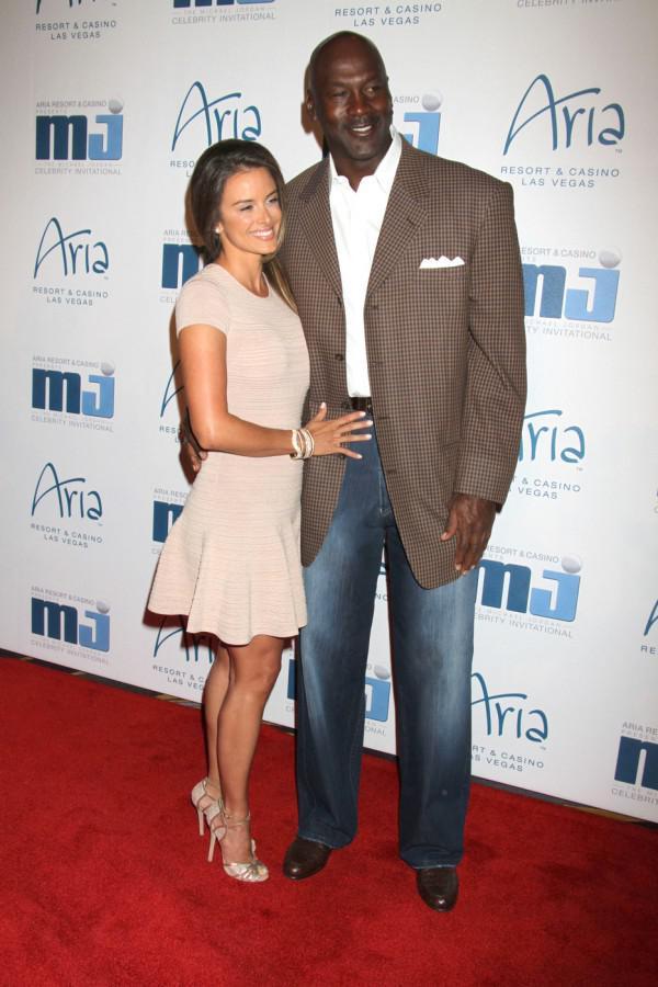Michael Jordan erwartet Baby mit neuer Frau Yvette Prieto