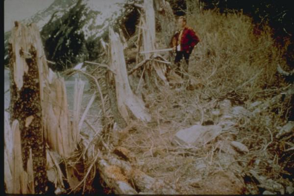 Fakten über das Erdbeben in Alaska 1964