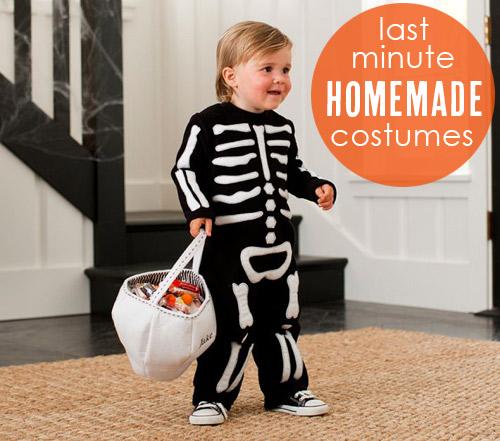 Ein Frankenstorm Halloween Last Minute Kostüme