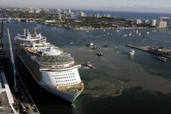 grösste passagierschiff der welt