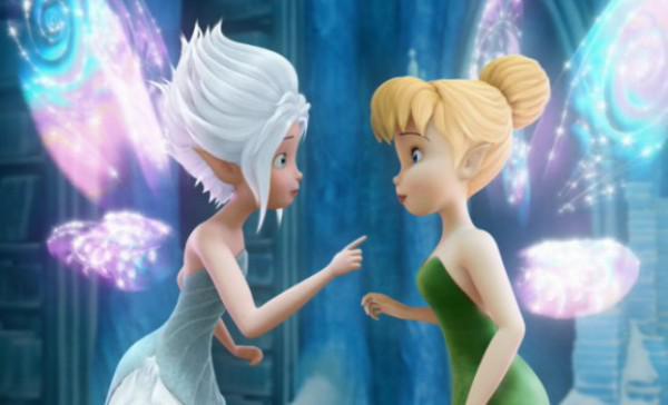 Tinkerbell Und Ihre Schwester