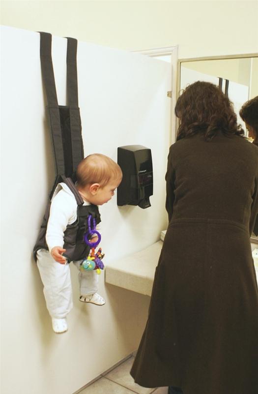 Haben Babys Kniescheiben