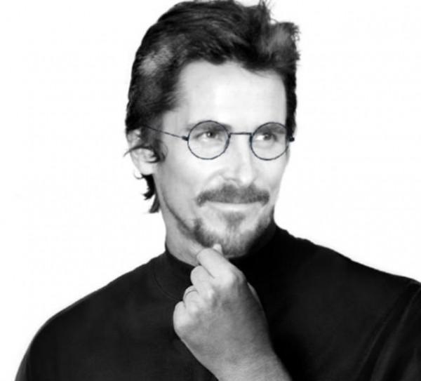 Bericht Christian Bale Gerettet Nur Auf Dem Steve Jobs Film