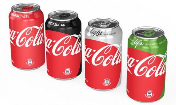 Coca-Cola Zero in UK umbenannt werden und schmecken \