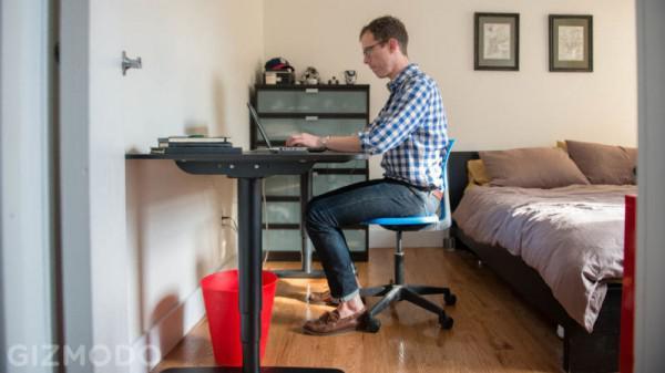 Ikea Steh Schreibtisch Review Ich Kann Nicht Glauben Wie