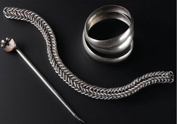 Fotos Römerzeit Silber Schmuck Und Münzen In Schottland Entdeckt