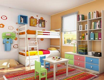 Wir Verfügen über Etagenbetten, Die Wir Einrichten Können, Wenn Unsere  Kinder Schon Etwas älter