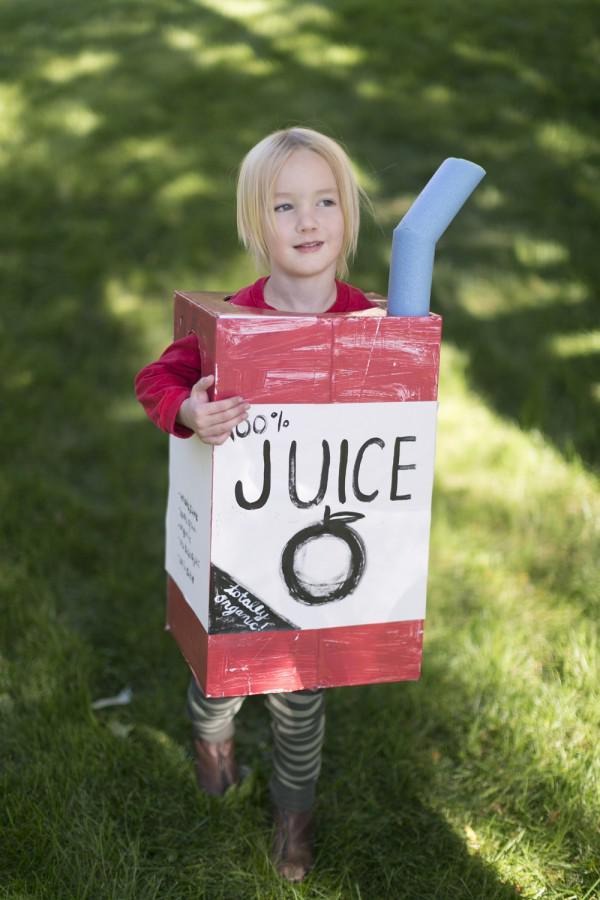 8 Entzückende Last Minute Halloween Kostüme Für Kinder