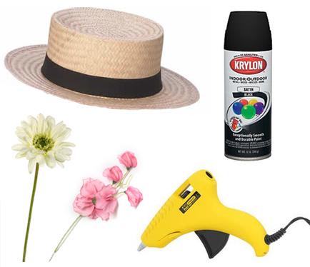 Wenn Sie Nicht Geschehen, Habe Eine Heiraten Poppins Stil Hut Ihr Haus (ich  Nicht, Keine Sorge) Herumliegen, Können Sie Ihre Selbst Bilden!