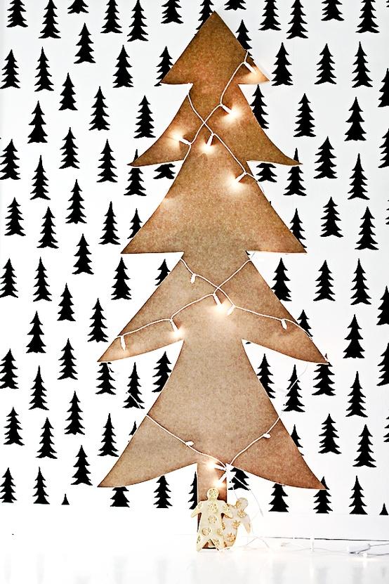 10 Lustige Alternative Weihnachtsbaum Ideen