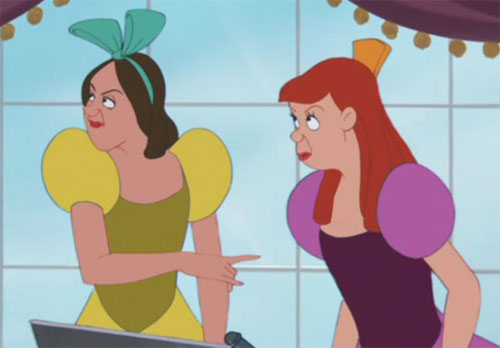 Stiefschwestern Von Cinderella