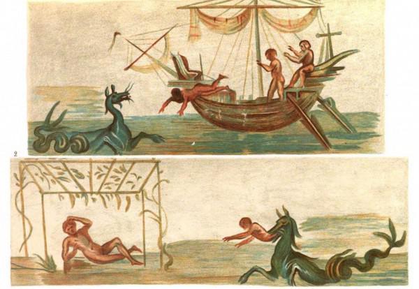 bibelgeschichte jonas und der wal