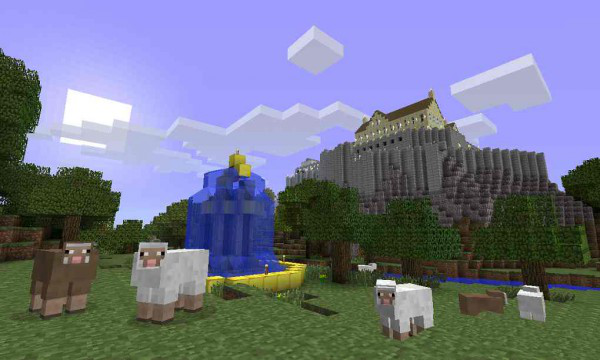 Minecraft Schöpfer Wird Immer Ein Held Für Mich Er Gab Meinem - Minecraft spielen bauen