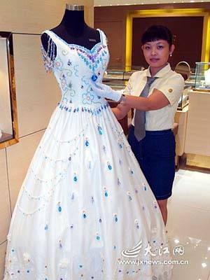 Teuerstes kleid der welt  Top 10 besten & teuerste Hochzeitskleider in der Welt