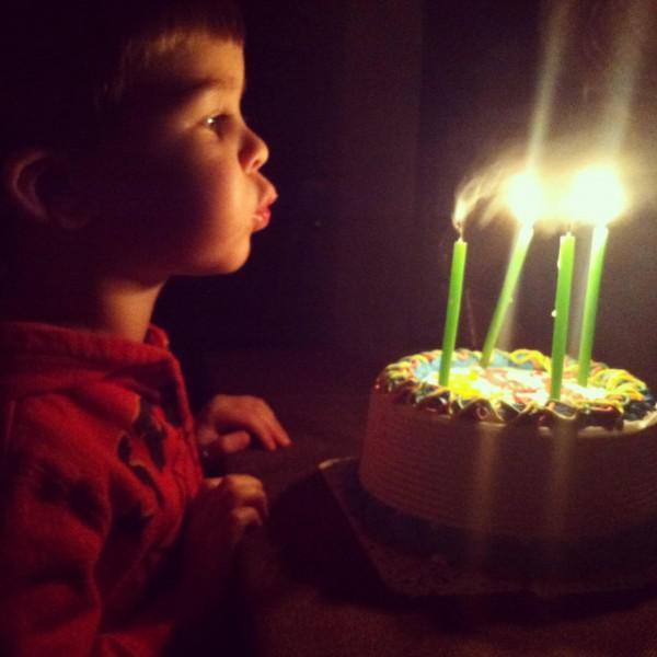 Geburtstag party planen