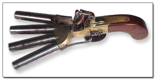 Old Fashioned Revolvers For Sale
