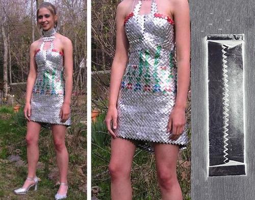 25 verrücktesten & verrücktesten Prom Kleider aller Zeiten! (Fotos)