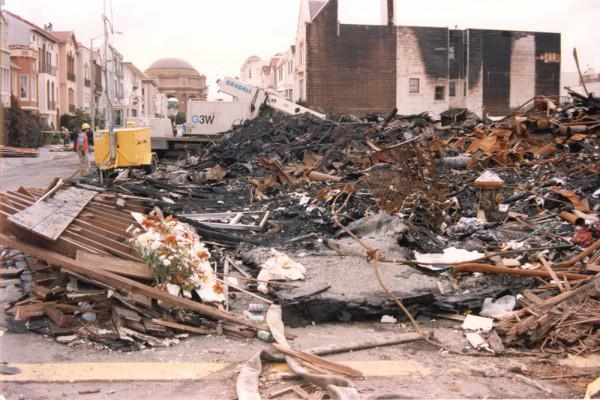 Loma Prieta Erdbeben 25 Jähriges Jubiläum In Bildern