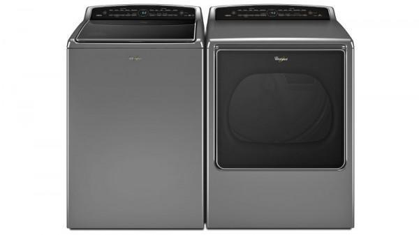 Whirlpool die neue waschmaschine und trockner füllen automatisch