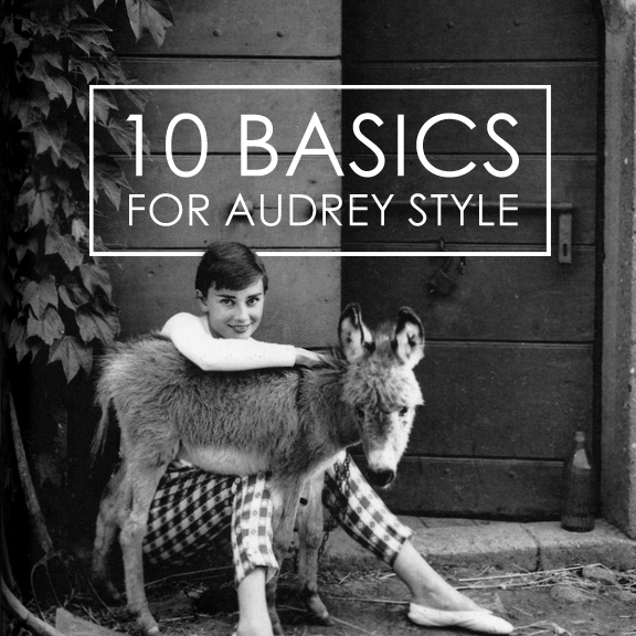 3915df53399851 10 hereinfallen Grundlagen einfach Audrey Hepburn Stil