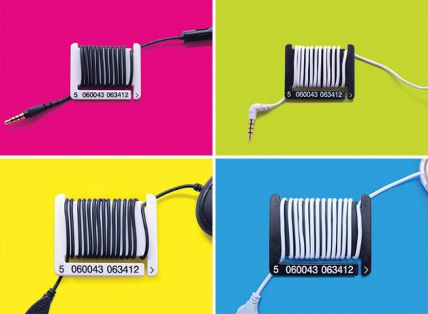 Diese Kabel-Wraps machen mehr Spaß aufräumen