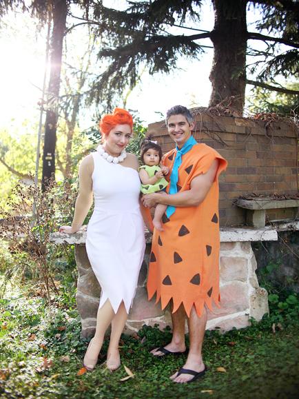 Diy Familie Feuerstein Kostüme