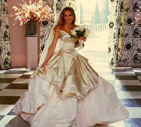 Top 10 besten Film-Brautkleider aller Zeiten