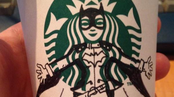 Diese Wunderbare Kritzeleien Verwandeln Starbucks Meerjungfrau Logo