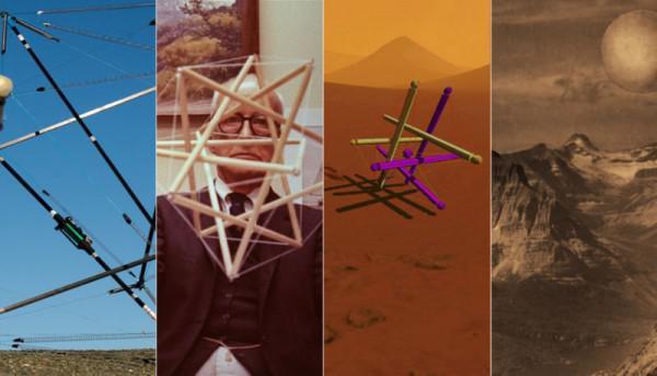 Wie ein radikale 1960er Jahre Architekten inspiriert NASA nächste ...