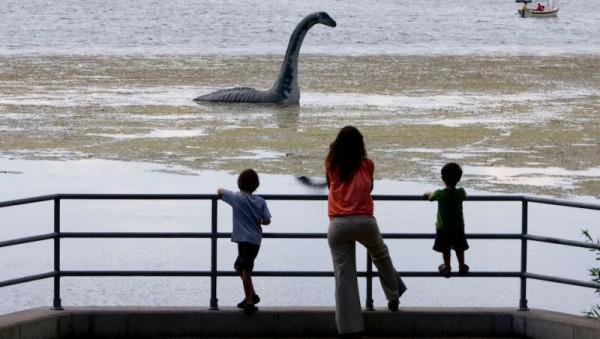 Verloren geglaubte Monster in Loch Ness gefunden (aber nicht ausflippen)