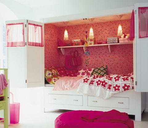 Ein Weiteres Buntes Beispiel Aus Niederlanden Ansässige Kid Fabrik. Das  Wäre Perfekt Für Den Ultimativen Mädchenzimmer!