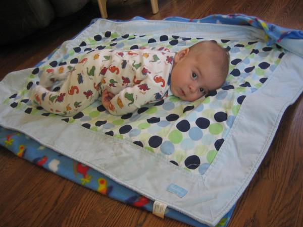 Die Bauch Time Bauch Schlafen Rätsel