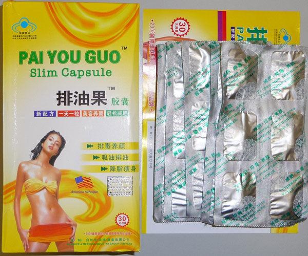 Chinesische Bevölkerung Gewichtsverlust Pillen